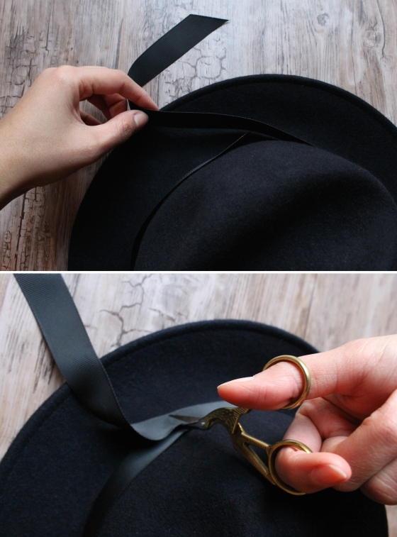 customiser-chapeau-ruban-noir-plume-de-paon-the_miscellanista-2