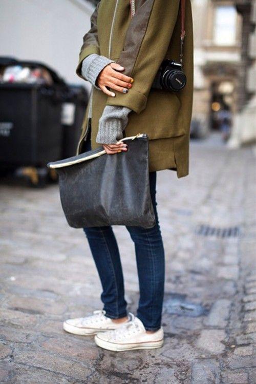 kaki-coat