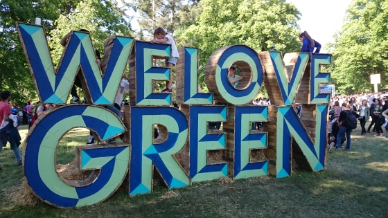 We Love Green 2015