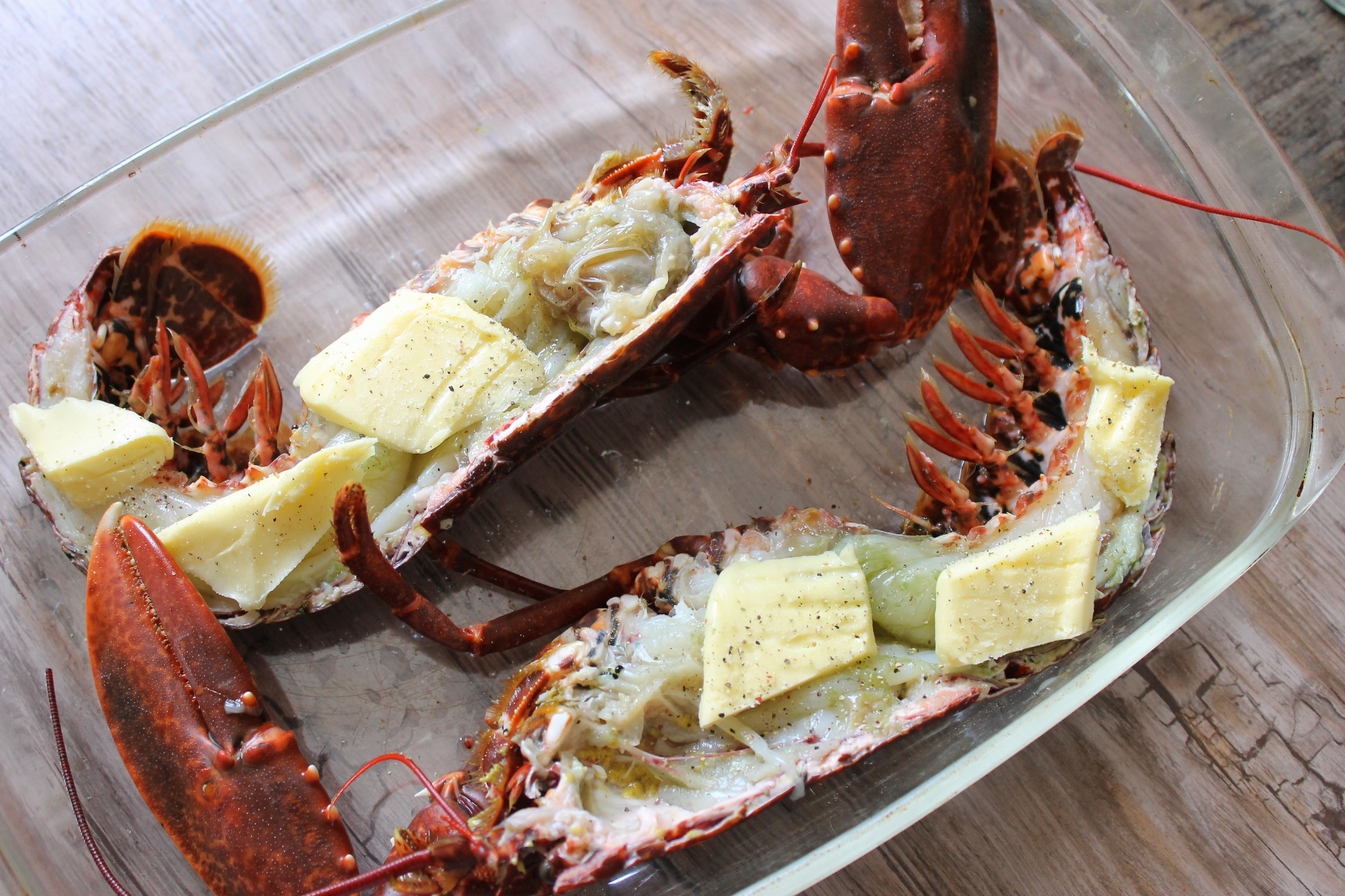 The miscellanista - Recette homard grille ...