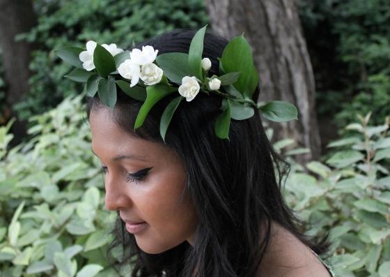 look-couronne-de-fleurs