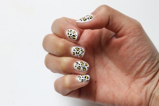 nail art leopard-3